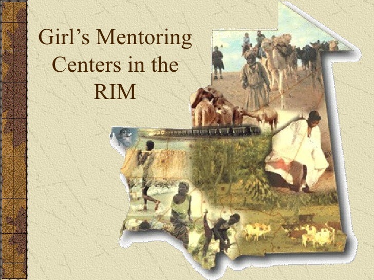 Girl's Mentoring Centers in the RIM