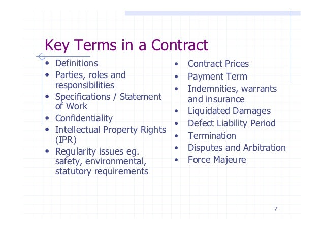 issue of certainty in a contract The promise of certainty in the law of pre-incorporation contracts  however, when the corporation does not come into existence, or comes into existence but refuses to adopt a contract, difficult legal issues arise in relation to the rights and liabilities of the parties  puri, poonam, the promise of certainty in the law of pre.