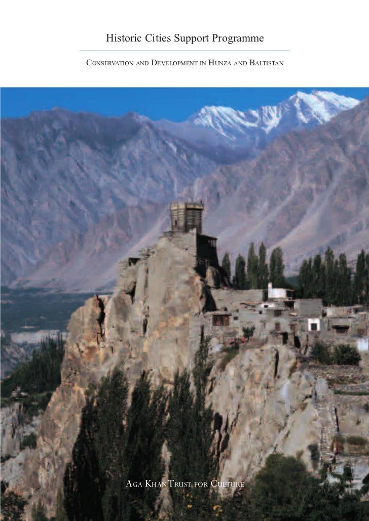 Aga Khan Historic Cities Program