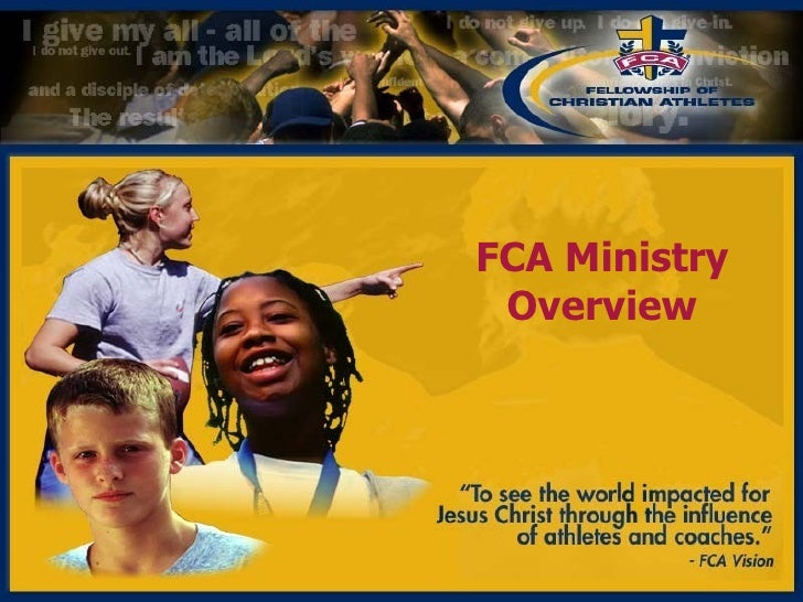 2005 Ministry Overview