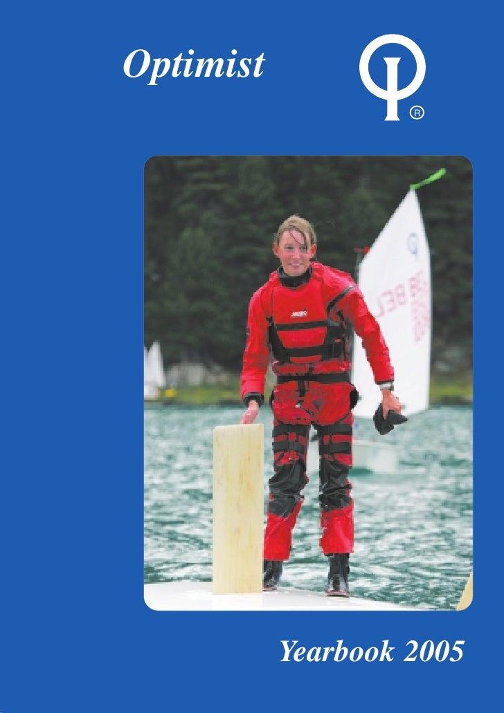 Optimist                    R           Yearbook 2005