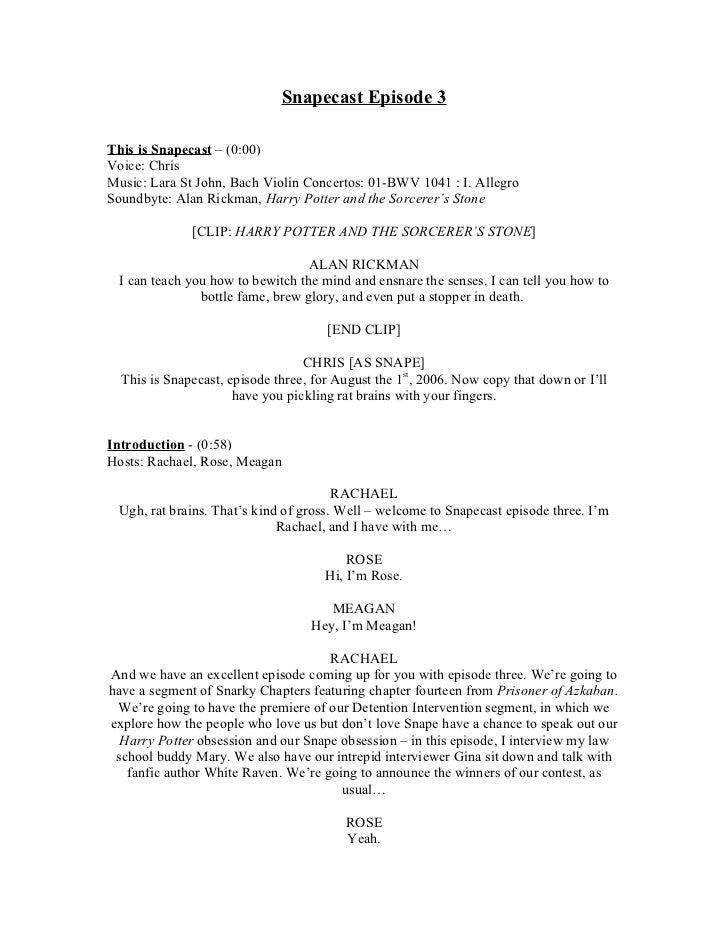 Snapecast Episode 3This is Snapecast – (0:00)Voice: ChrisMusic: Lara St John, Bach Violin Concertos: 01-BWV 1041 : I. Alle...