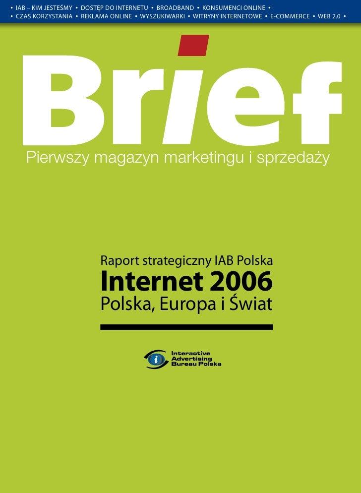 2007.05 Raport Strategiczny IAB 2006