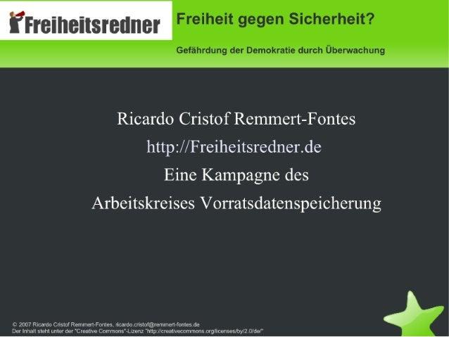 2007 06 28 Freiheitsredner Reflectures22133