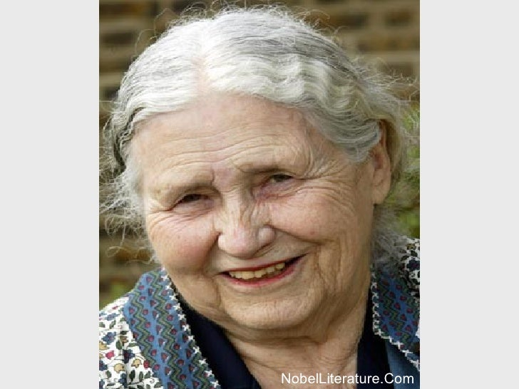 2007 : Doris Lessing