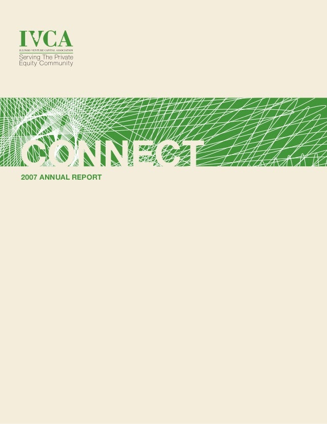 CONNECT2007 ANNUAL REPORT 100%Recycled Supporting responsible use of forest resources www.fsc.org Cert no. SW-COC-002680 ©...