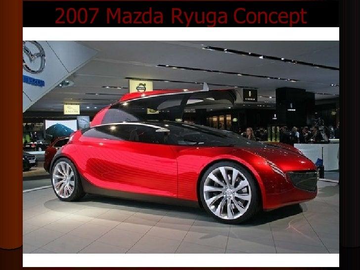 2007 Mazda Ryuga Concept