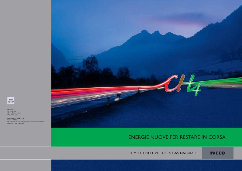 Iveco - Veicoli CNG