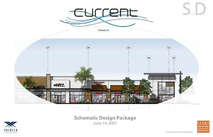 Current -Schematic Design