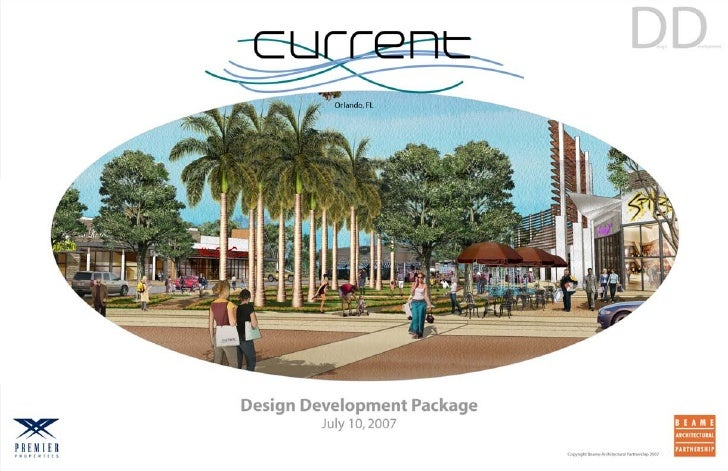 Current- Design Development