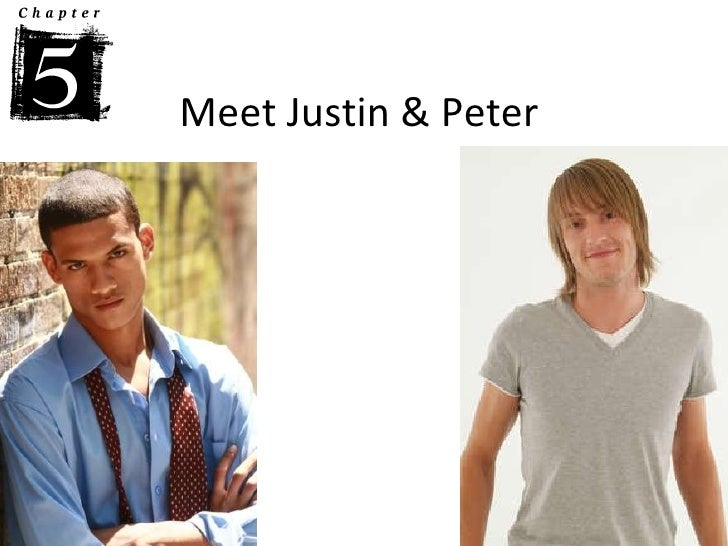Meet Justin & Peter