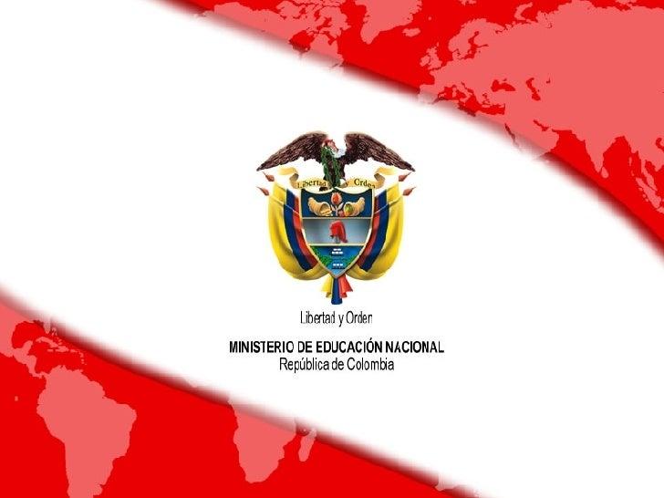 Proyecto de Uso de Medios y TIC en Educación Superior - MEN Colombia