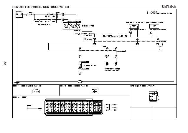 Electrical Wiring Diagram Ford Courier : Accelerator pedal position sensor wiring diagram