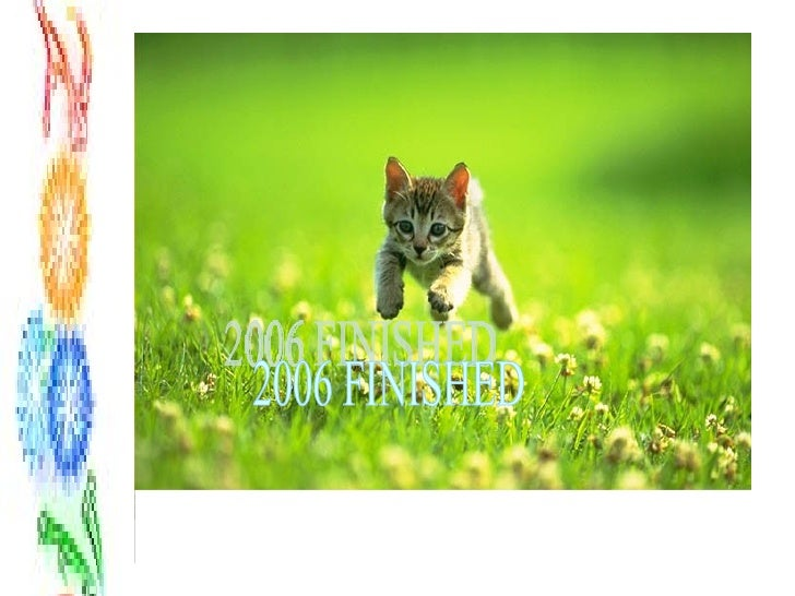 2006 FINISHED