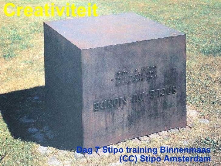 2008.06.09 Training Binnenmaas   Creativiteit2