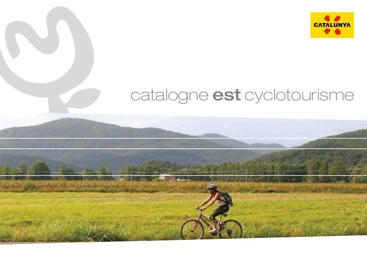 catalogne est cyclotourisme