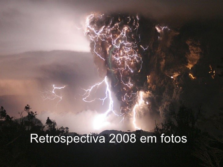 Retrospectiva 2008 em fotos