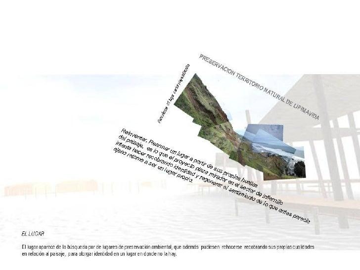 Mirador Infiernillo. Preservación del territorio natural de Infiernillo