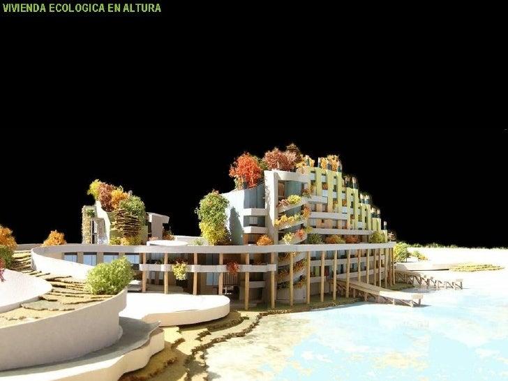 Eco-habitar colectivo en altura