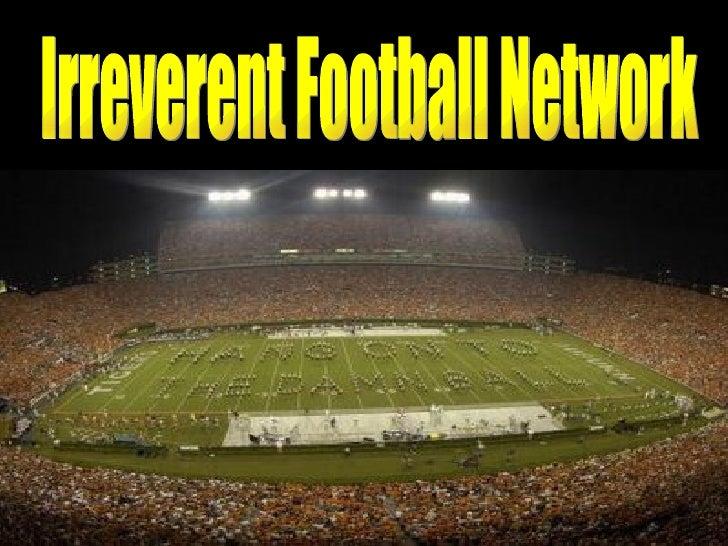 Irreverent Football Network