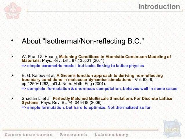Theoretical dissertation