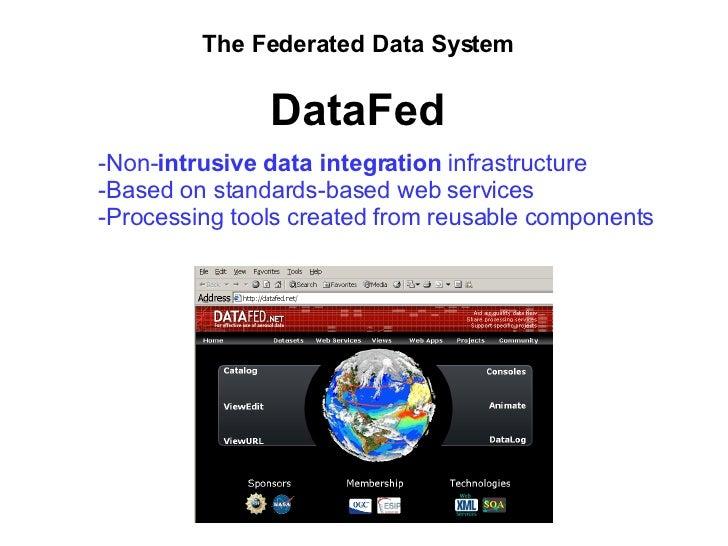 2008-02-11: EPA DataFed Presentation
