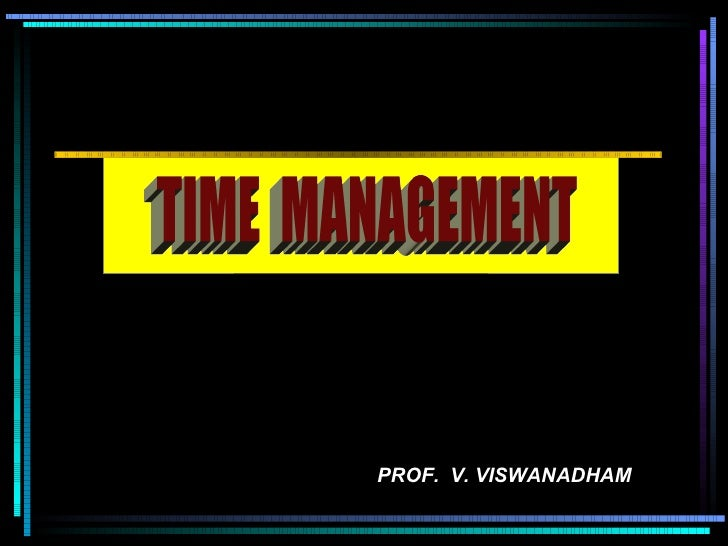 20080227   Time Mgt