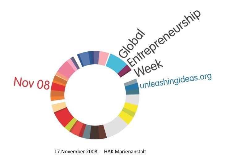 17.November 2008  -  HAK Marienanstalt