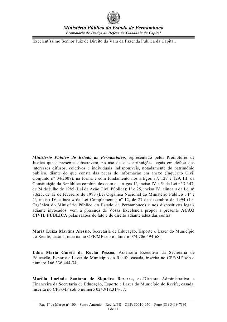 20081120 Acao Artigo 11[1]