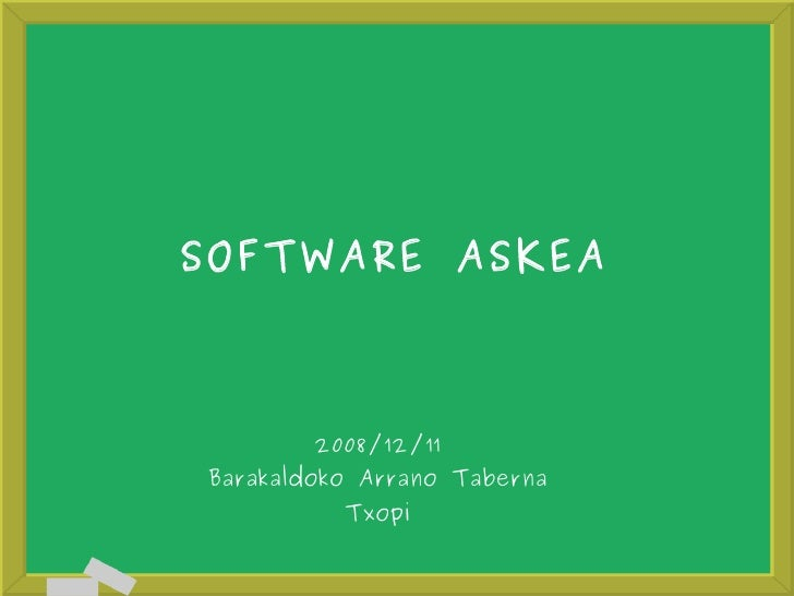 Software Askea