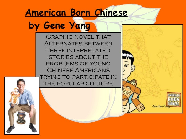 american born chinese short essay American born chinese has three separate parts to it the first part is about a teenage boy, that struggles to fit in and accepting his cultural identity.
