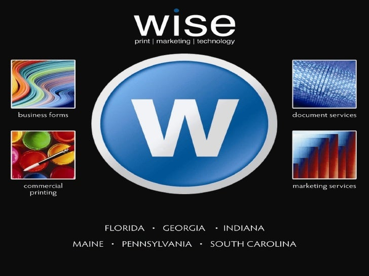 Wise Products & Services