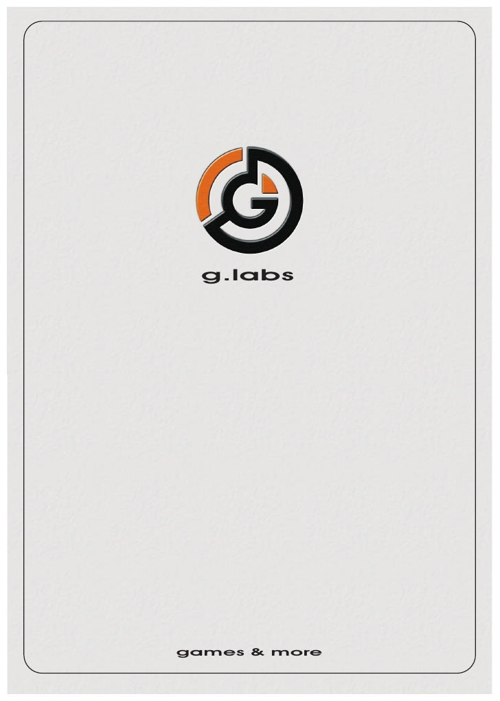g.labs     games & more