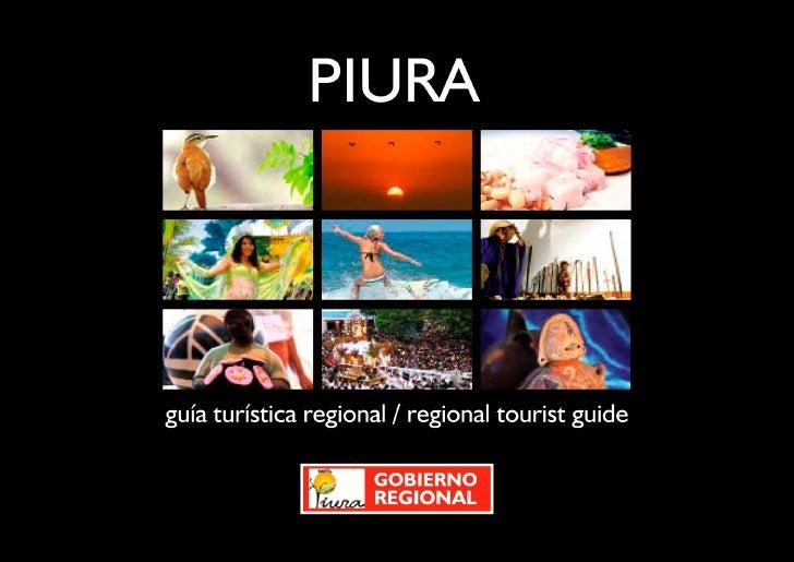 PIURA Guía turística - Piura - Revista 2008