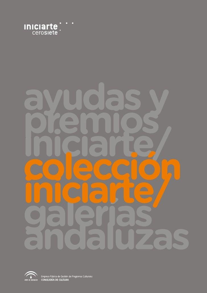 Iniciarte 07 Colección