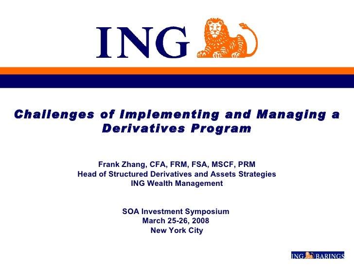 2008 Investment Symposium Zhang 3 24 08