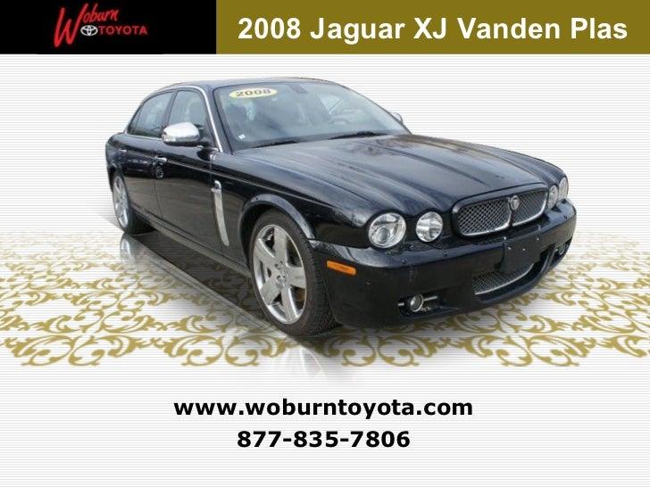 Boston - Used 2008 Jaguar XJ Vanden Plas