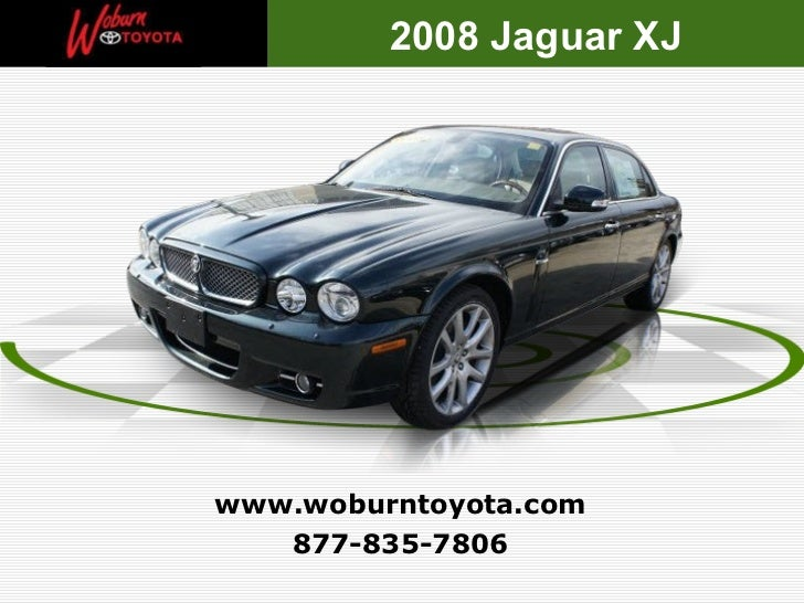 Boston - Used 2008 Jaguar XJ