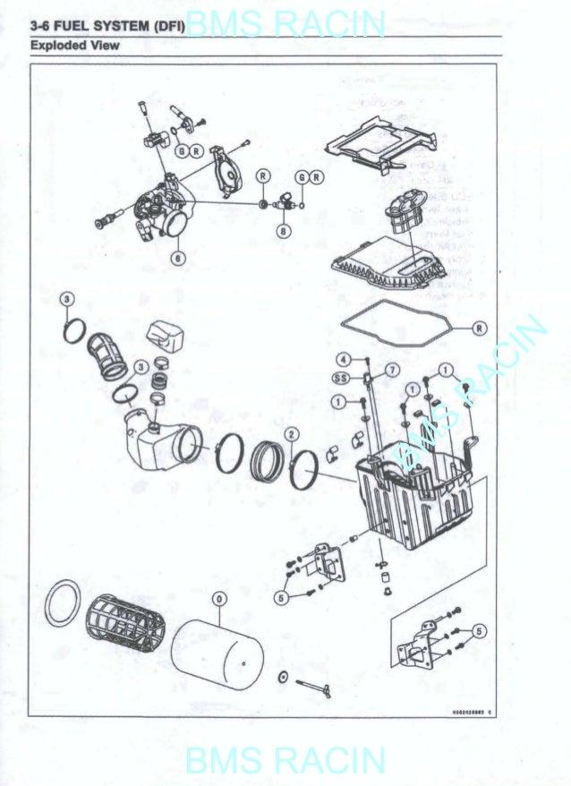 2008 kawasaki kfx 450 r service manual
