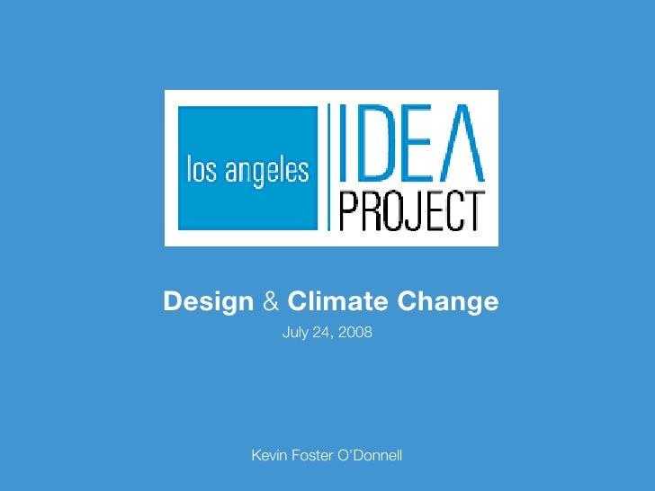 2008 LA Ideas Project