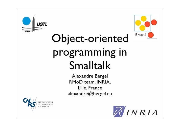 2008 Sccc Smalltalk