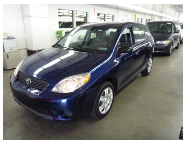 2008 Toyota Matrix 63,178 miles $11,900