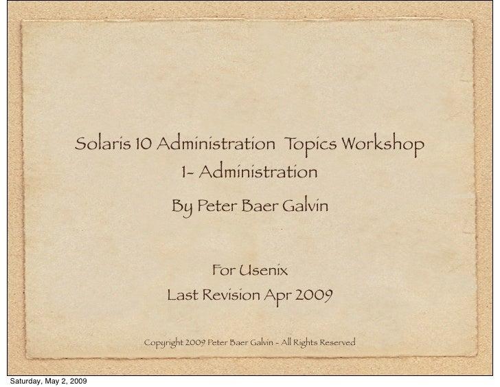 2009 04.s10-admin-topics1