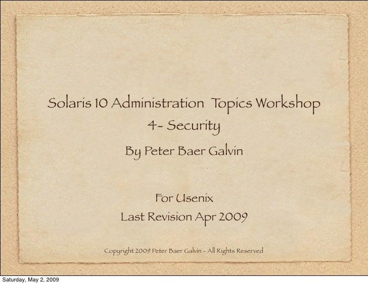 2009 04.s10-admin-topics4
