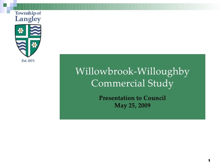 Willoughby (Langley, BC) Commercial Development