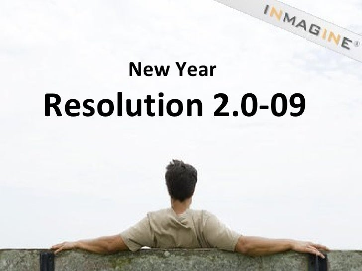 New Year  Resolution 2.0-09