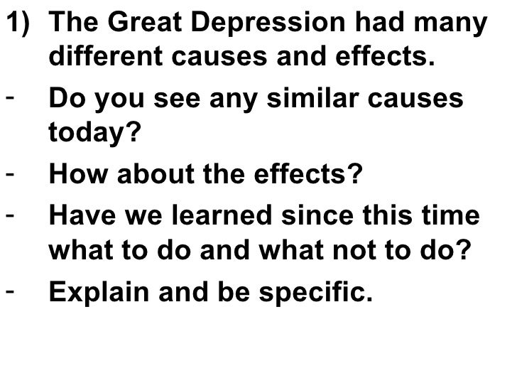 the new deal great depression essay questions