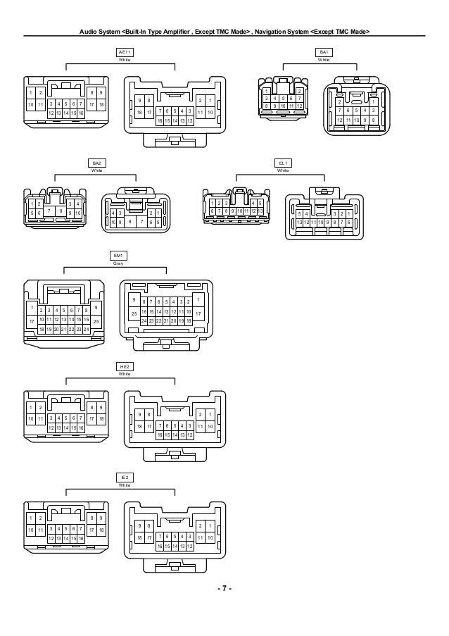wiring diagram 2006 toyota corolla toyota auto wiring diagram 1999 Corolla Fuse Block 2004 Toyota Corolla Wiring Diagrams