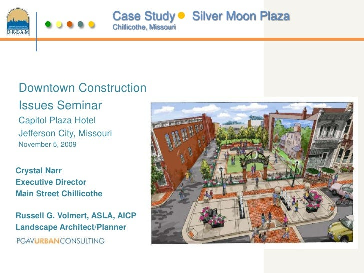 Downtown Construction <br />Issues Seminar<br />Capitol Plaza Hotel<br />Jefferson City, Missouri<br />November 5, 2009<br...