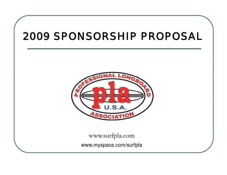 Professional Longboard Association 2009